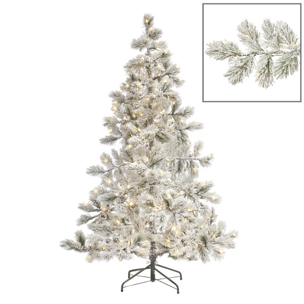 sapin noel led